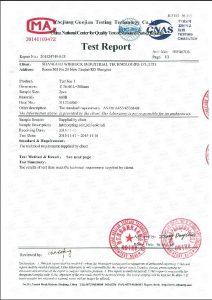 Certifikát pre A453 660B