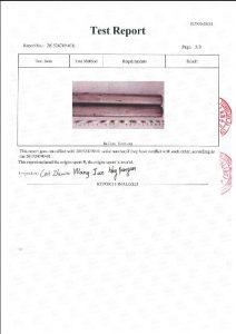 Certifikát pre A453 660B 3