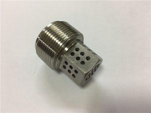 Titanové skrutky a príchytky Gr5 pre priemyselné použitie