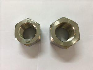 Č. 11-Výroba niklovej zliatiny A453 660 1,4980 šesťhranné matice