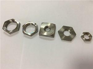 Č. 34-Veľkoobchodná štvorcová matica kolesa z nehrdzavejúcej ocele