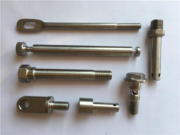 recision nerezové spojovacie prvky cnc sústružnícke kovové spojovacie prvky