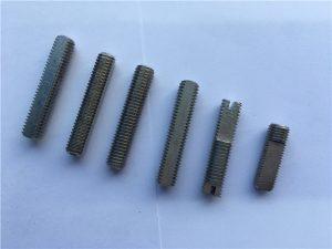 vynikajúca kvalita titánu zvárané skrutky z nehrdzavejúcej ocele v Číne