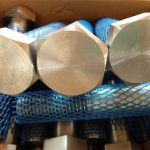 veľké dodávky mechanických upevňovacích prvkov vysoká ťažká šesťhranná skrutka a matica